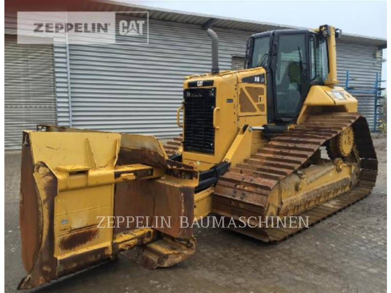 CATERPILLAR KETTENDOZER D6NMP equipment  photo 1