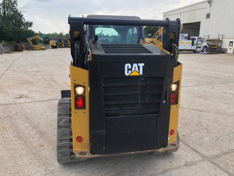 CATERPILLAR DELTALADER 259 D equipment  photo 9