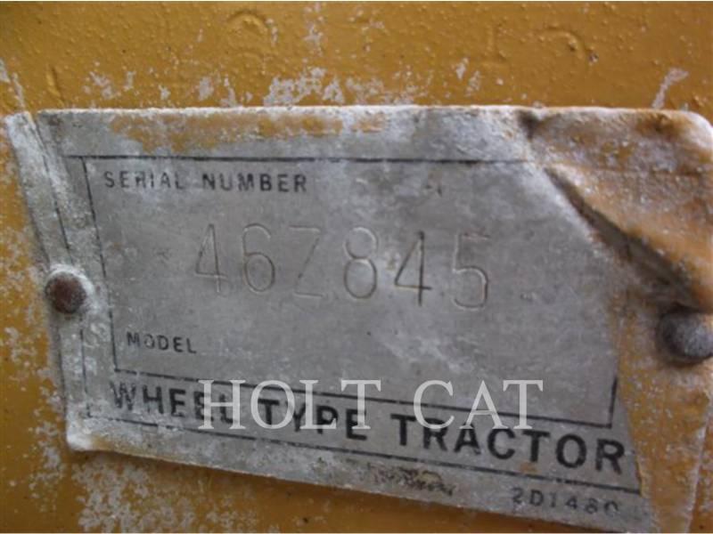 CATERPILLAR WHEEL TRACTOR SCRAPERS 615 equipment  photo 5