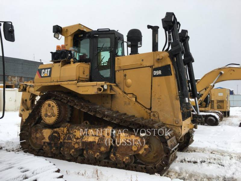 CATERPILLAR TRATTORI CINGOLATI D9RLRC equipment  photo 1