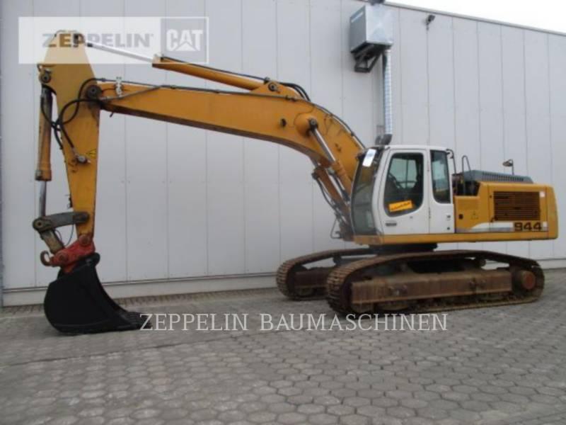 LIEBHERR KETTEN-HYDRAULIKBAGGER R944 equipment  photo 2