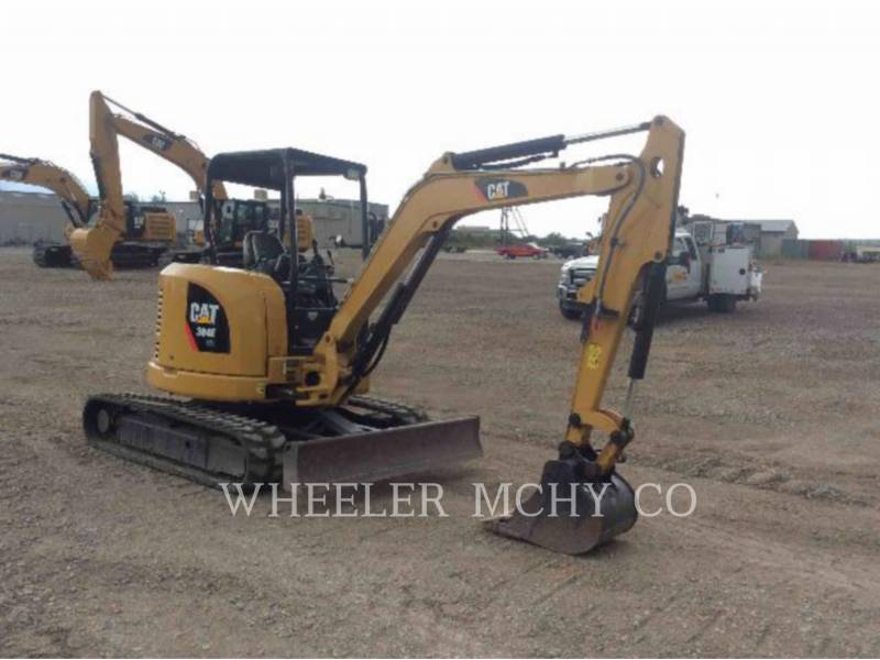 CATERPILLAR TRACK EXCAVATORS 304E C1 equipment  photo 6