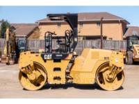 CATERPILLAR ROLO COMPACTADOR DE ASFALTO DUPLO TANDEM CB-434D equipment  photo 4