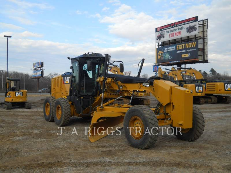 CATERPILLAR RÓWNIARKI SAMOBIEŻNE 140M LC14 equipment  photo 8