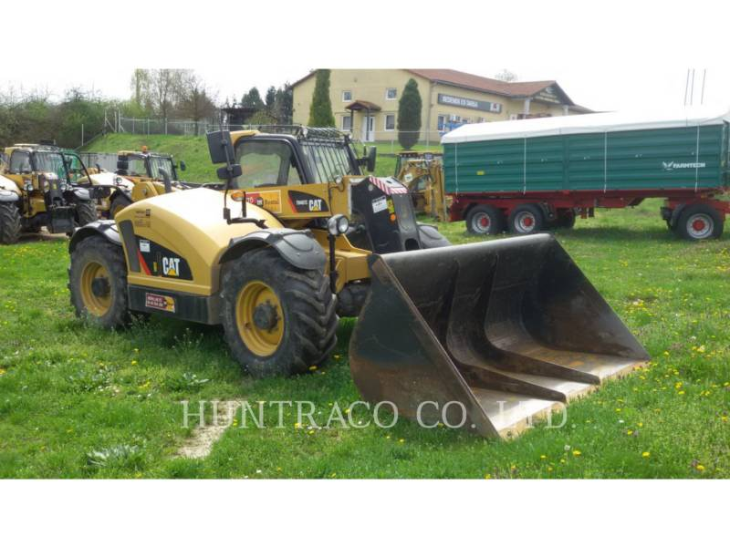 CATERPILLAR TELESKOPSTAPLER TH407C equipment  photo 3