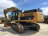 CATERPILLAR PELLES SUR CHAINES 345DLVG equipment  photo 3