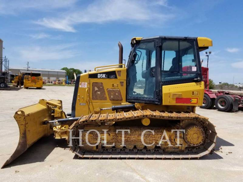 Caterpillar TRACTOARE CU ŞENILE D5K LGPCAB equipment  photo 1