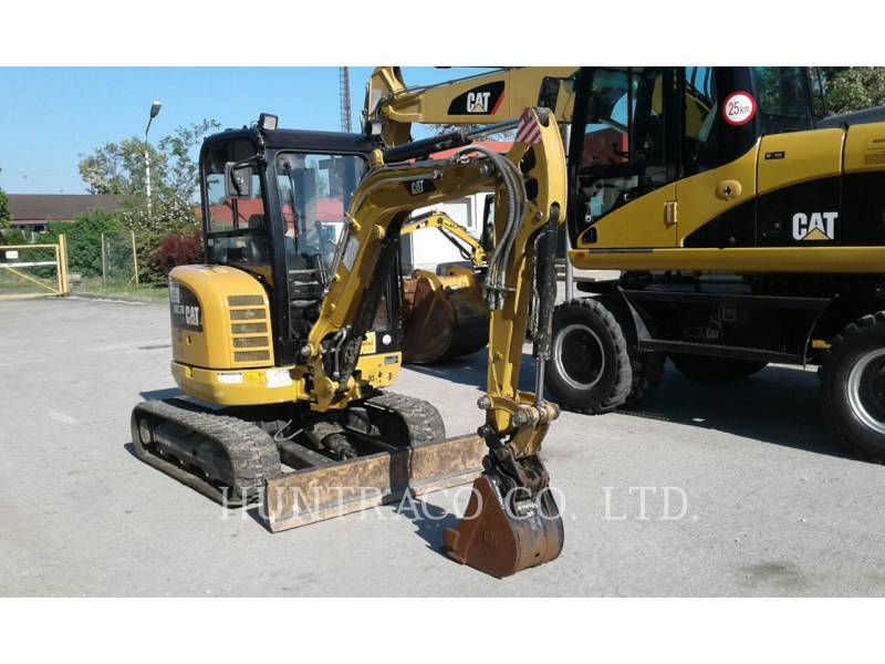 CATERPILLAR PELLES SUR CHAINES 302.7DCR equipment  photo 2