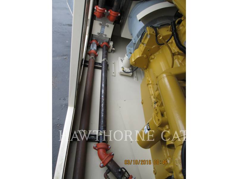 CATERPILLAR STATIONARY - NATURAL GAS (OBS) G3406 SINA equipment  photo 10