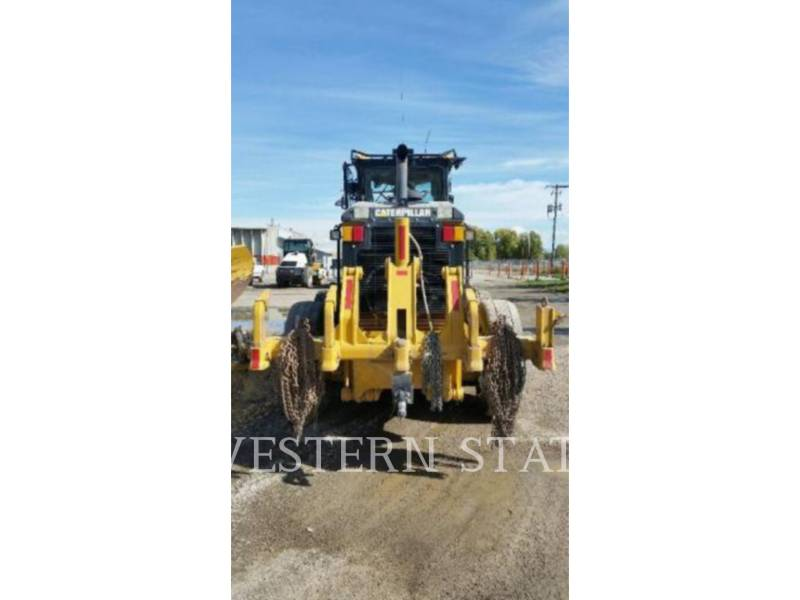 CATERPILLAR NIVELEUSES 140M equipment  photo 10