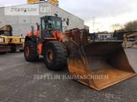 HITACHI ŁADOWARKI KOŁOWE/ZINTEGROWANE NOŚNIKI NARZĘDZI ZW330 equipment  photo 2