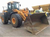 HYUNDAI CARGADORES DE RUEDAS HL770-9 equipment  photo 2