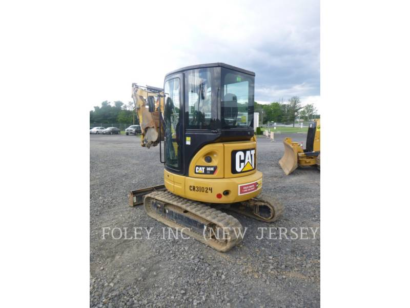 CATERPILLAR ESCAVADEIRAS 303ECR equipment  photo 2