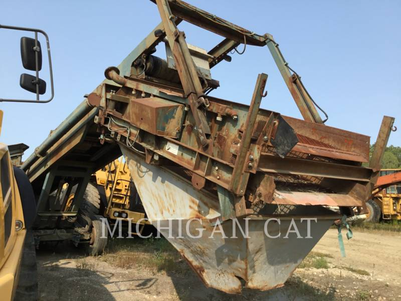 POWERSCREEN ALTELE 510 SCREEN equipment  photo 7