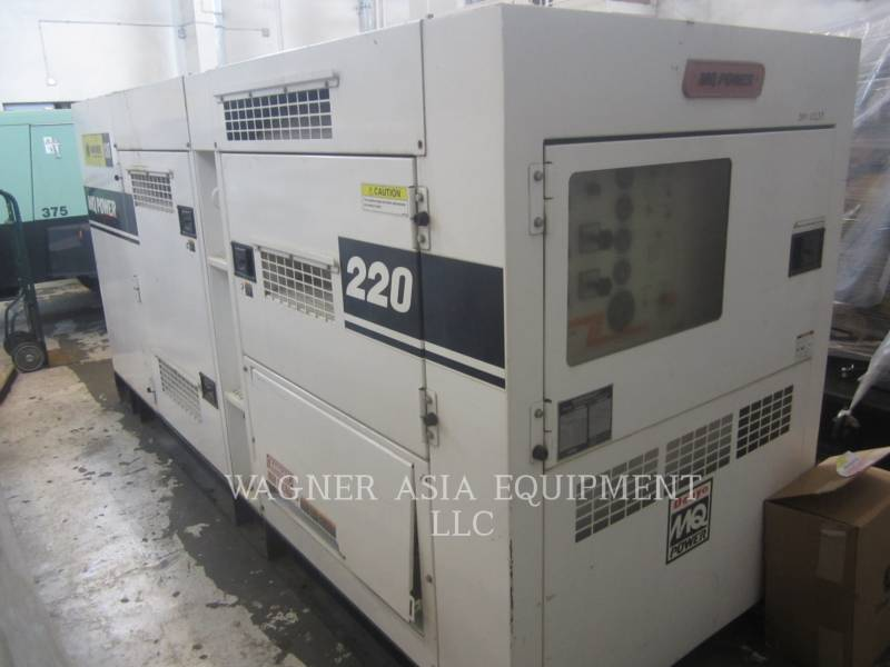 MULTIQUIP STATIONARY GENERATOR SETS DCA-220SSJU equipment  photo 4