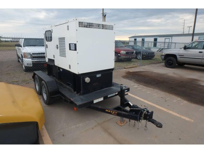 CATERPILLAR PORTABLE GENERATOR SETS NPS-P-100 equipment  photo 2
