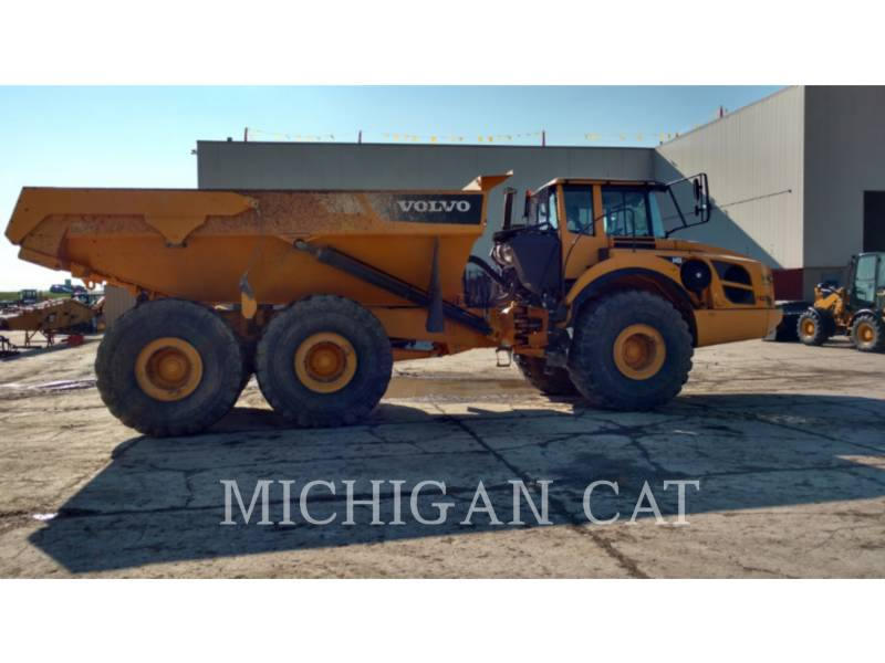 VOLVO CONSTRUCTION EQUIPMENT ARTICULATED TRUCKS A40F equipment  photo 2