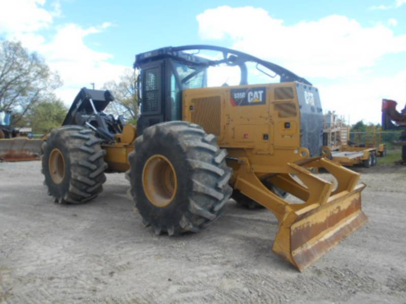 CATERPILLAR EXPLOITATION FORESTIÈRE - DÉBARDEURS 535D equipment  photo 3