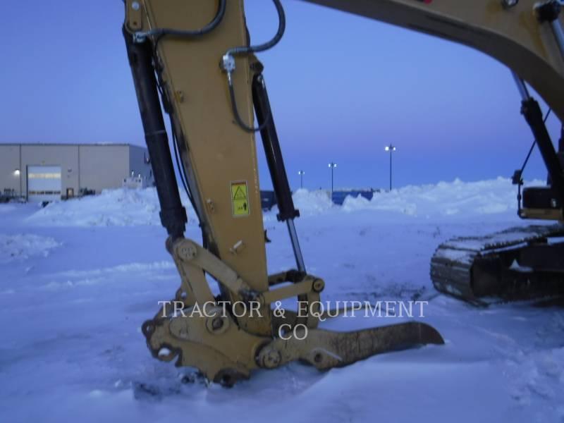 CATERPILLAR TRACK EXCAVATORS 349E L equipment  photo 5