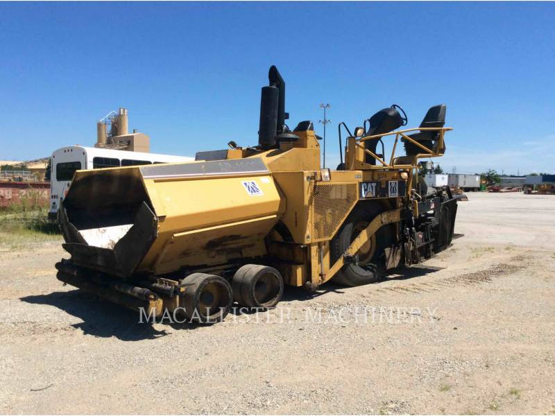 CATERPILLAR PAVIMENTADORA DE ASFALTO AP-1000D equipment  photo 2