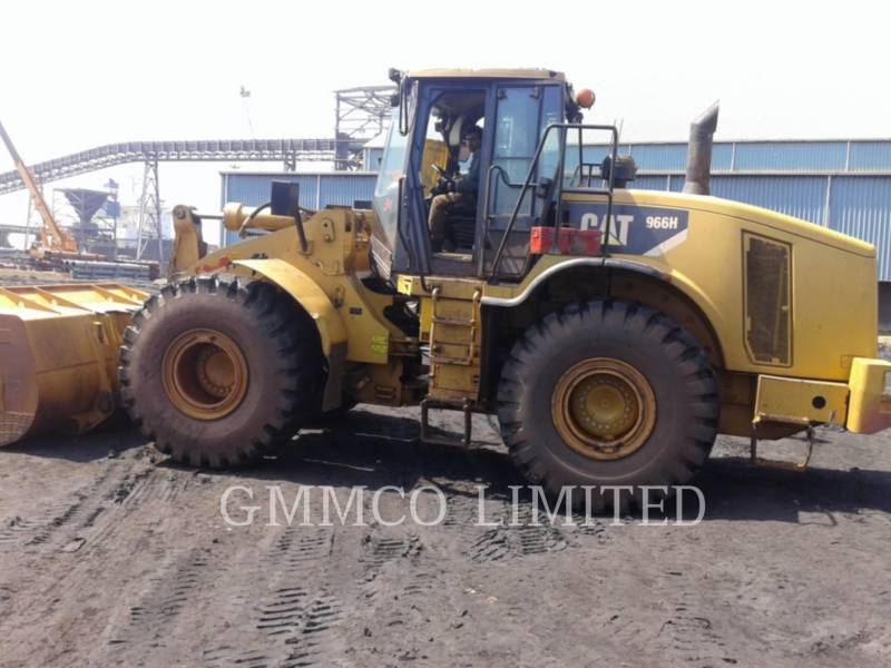 CATERPILLAR CARGADORES DE RUEDAS 966H equipment  photo 9