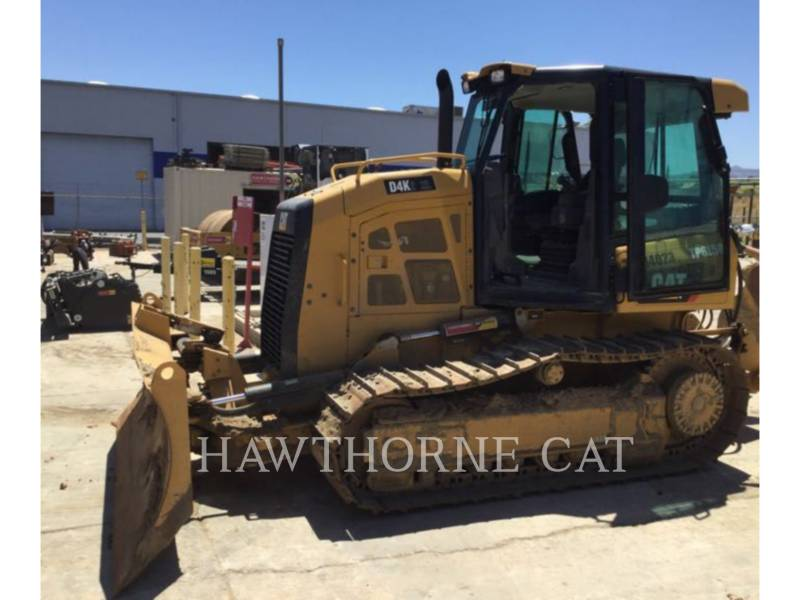 CATERPILLAR TRACTEURS SUR CHAINES D4K2 CAB equipment  photo 1