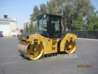 Equipment photo CATERPILLAR CB54B ASPHALT PAVERS 1
