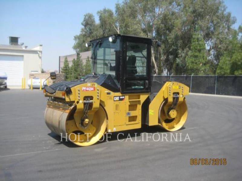 CATERPILLAR ASPHALT PAVERS CB54B equipment  photo 1