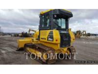 KOMATSU LTD. TRACTEURS SUR CHAINES D39PX-22 equipment  photo 5