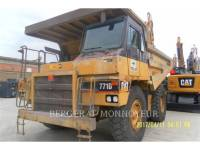 Equipment photo CATERPILLAR 771D MULDENKIPPER 1