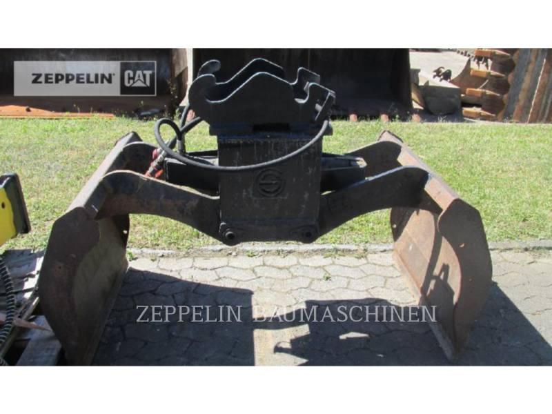 CATERPILLAR TRACK EXCAVATORS 308ECRSB equipment  photo 13