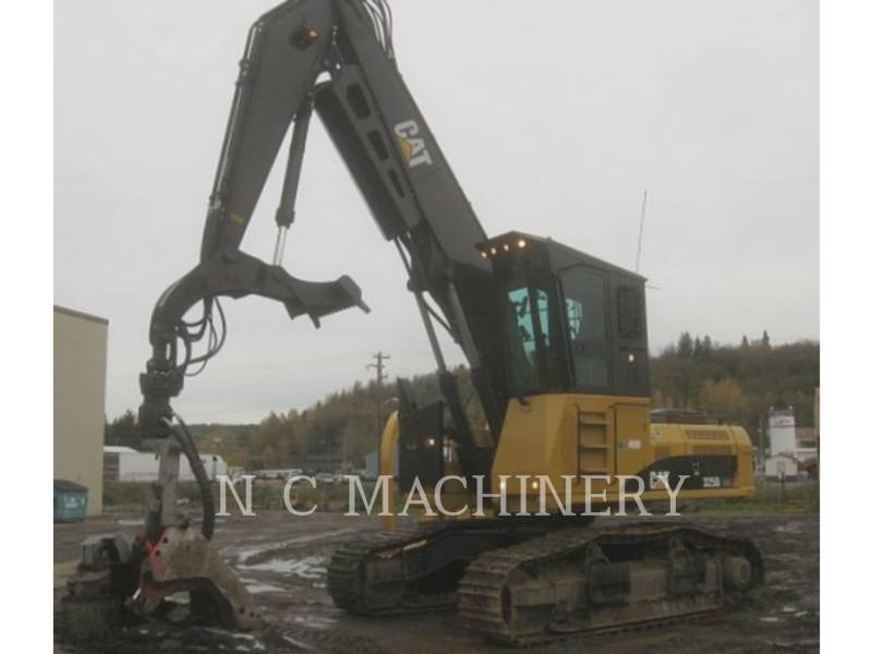 CATERPILLAR MASZYNA LEŚNA 325D FM equipment  photo 1