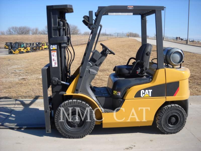 CATERPILLAR LIFT TRUCKS フォークリフト 2P5000_MC equipment  photo 1