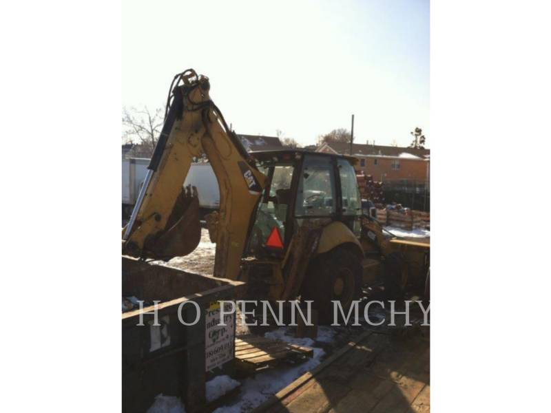 CATERPILLAR RETROEXCAVADORAS CARGADORAS 420EST equipment  photo 4