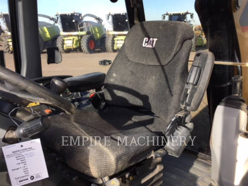 CATERPILLAR BAGGERLADER 420F equipment  photo 5
