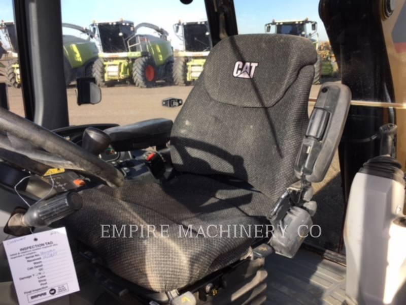 CATERPILLAR BACKHOE LOADERS 420F equipment  photo 5