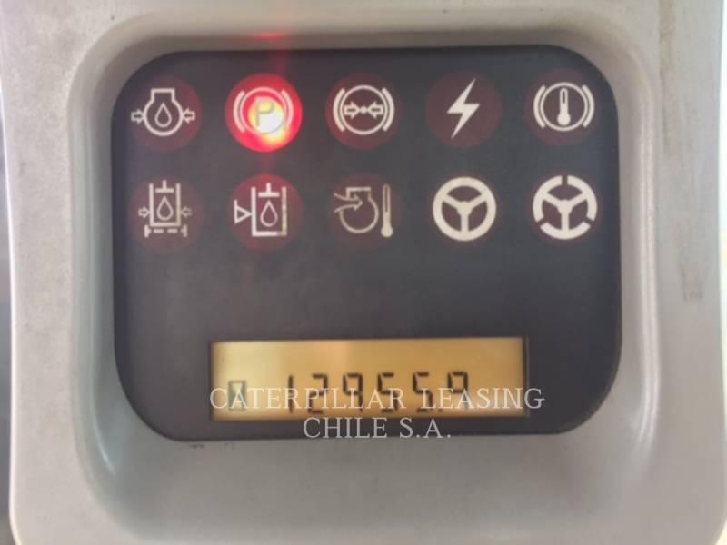 CATERPILLAR RADLADER/INDUSTRIE-RADLADER 966H equipment  photo 6