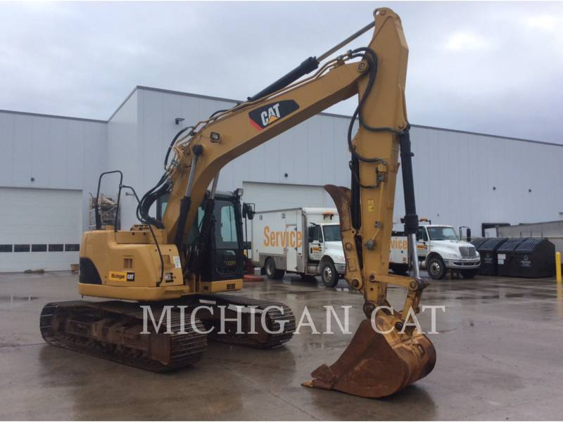 CATERPILLAR PELLES SUR CHAINES 314DLCR PT equipment  photo 1