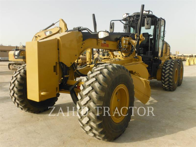 CATERPILLAR MOTOR GRADERS 14LAWD equipment  photo 2