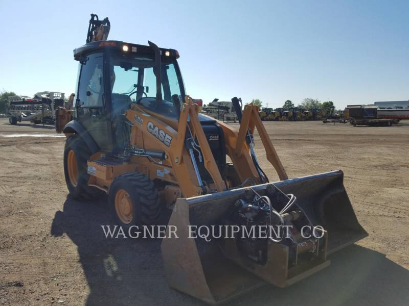 CASE BAGGERLADER 580SUPERN equipment  photo 4