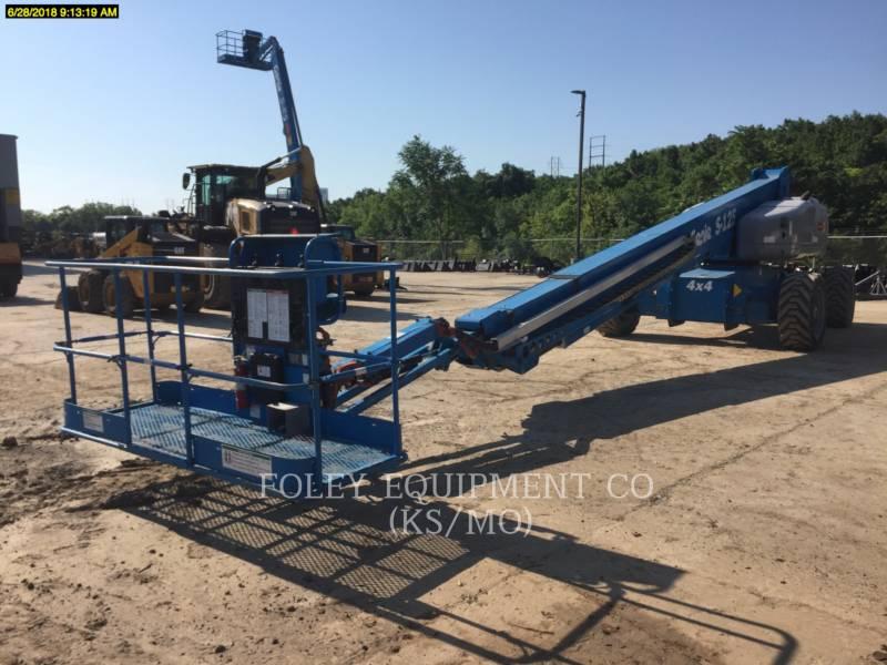 GENIE INDUSTRIES LIFT - BOOM S125D4W equipment  photo 2