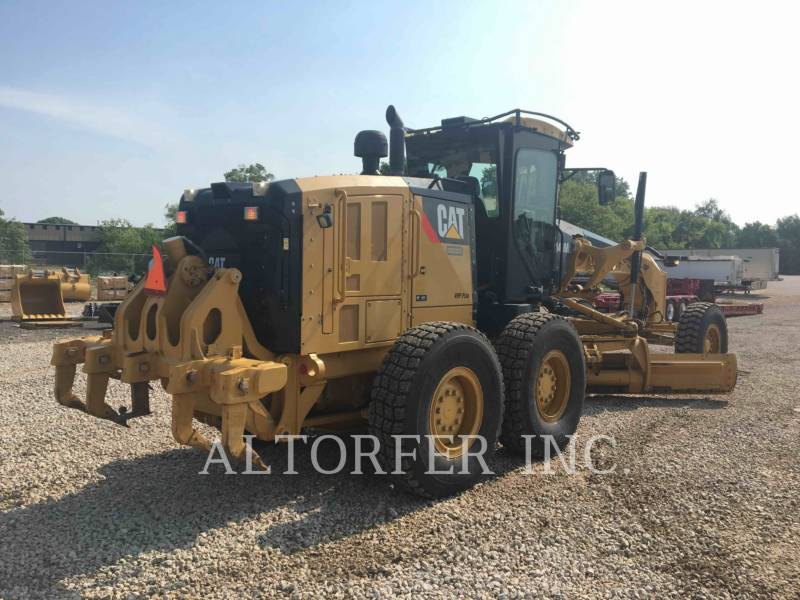 CATERPILLAR MOTOR GRADERS 140M2 R equipment  photo 4