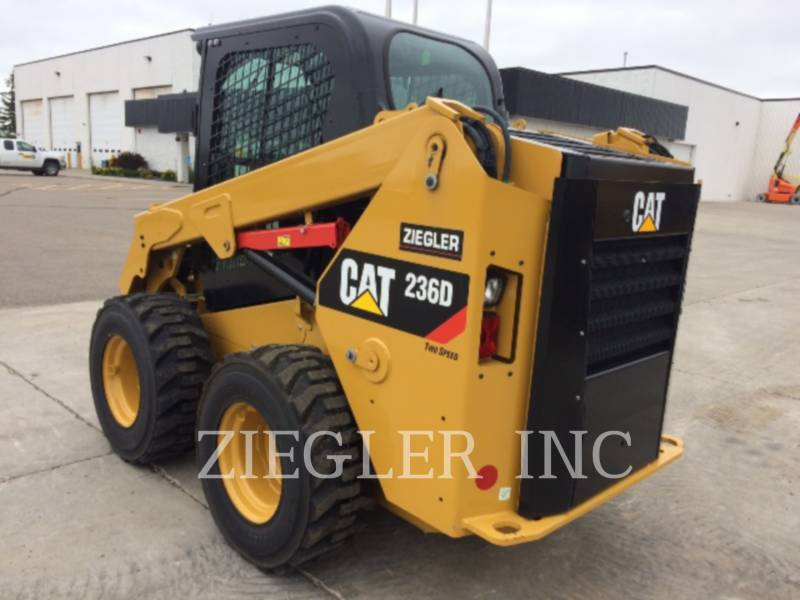 CATERPILLAR MINICARREGADEIRAS 236DS equipment  photo 4