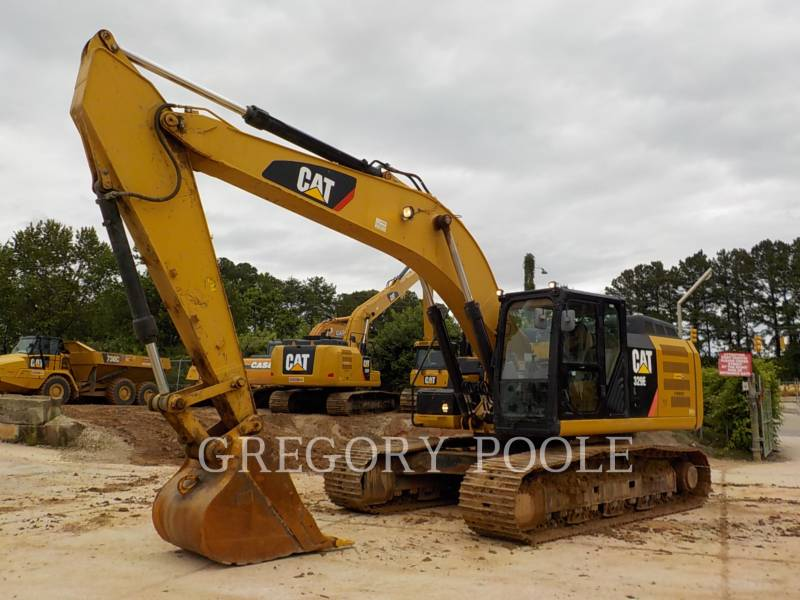 CATERPILLAR EXCAVADORAS DE CADENAS 329EL equipment  photo 1
