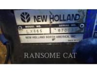 NEW HOLLAND LTD. CHARGEURS COMPACTS RIGIDES LX665 equipment  photo 9