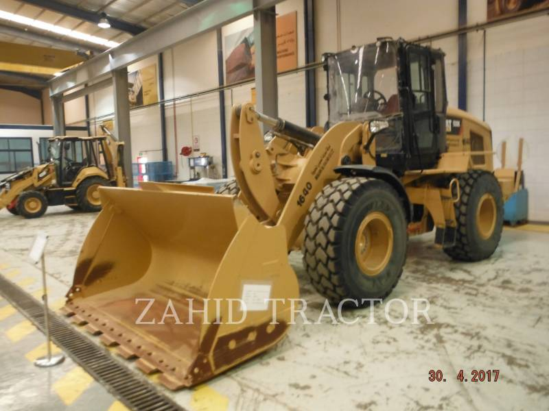 CATERPILLAR RADLADER/INDUSTRIE-RADLADER 930K equipment  photo 1