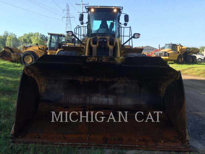 CATERPILLAR WHEEL LOADERS/INTEGRATED TOOLCARRIERS 980K LC equipment  photo 16