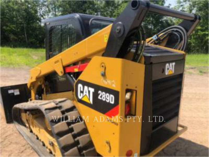 CATERPILLAR 多地形装载机 289D equipment  photo 4