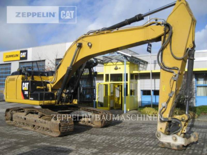 CATERPILLAR PELLES SUR CHAINES 329ELN equipment  photo 4