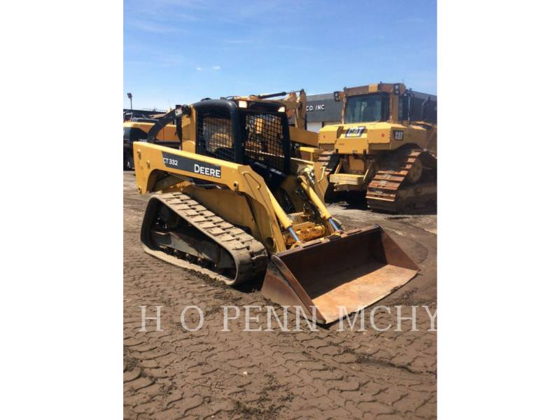 JOHN DEERE CHARGEURS TOUT TERRAIN CT332 equipment  photo 4